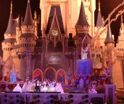 Pedido Tour Disney