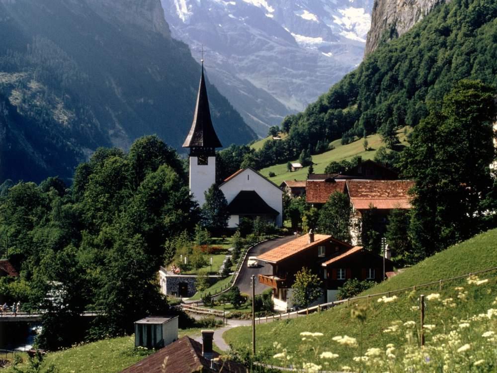 Pedido Tour Suiza