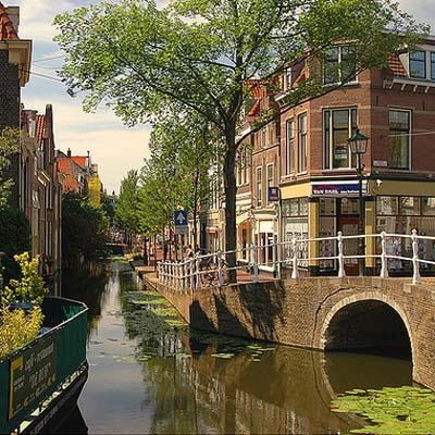 Pedido Tour Holanda
