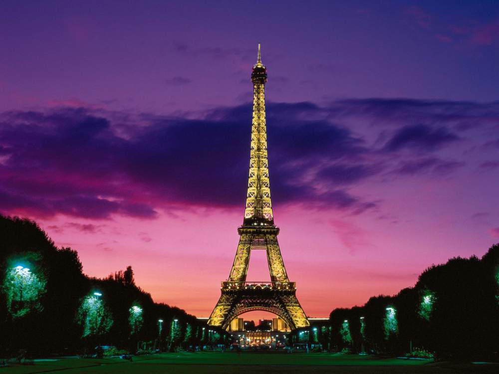 Pedido Tour Paris