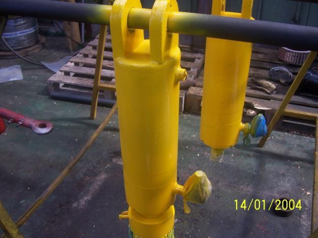 Pedido Reparacion de cilindros hidraulicos