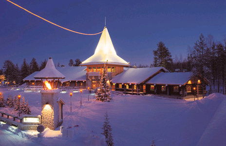 Pedido Tour Finlandia