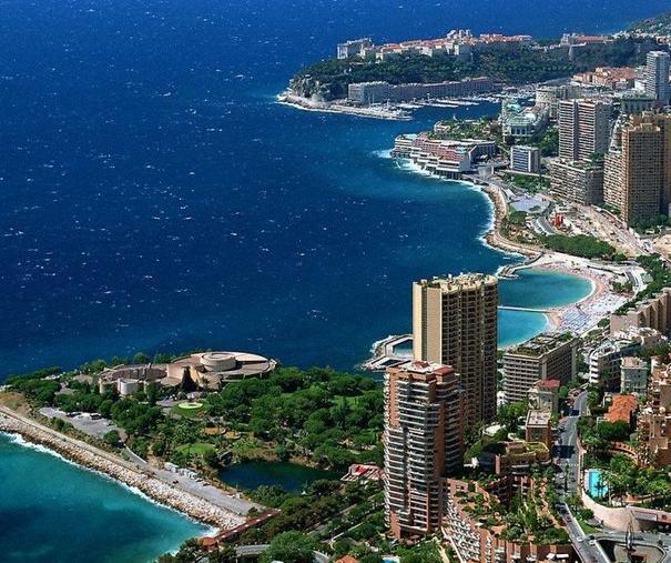 Pedido Tour Monaco