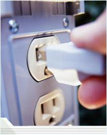 Pedido Servicio de electricidad