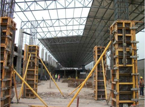 Pedido Construcciones Civiles e Industriales