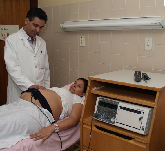 Pedido Monitoreo fetal Anteparto