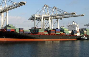 Pedido Servicio de transporte marítimo
