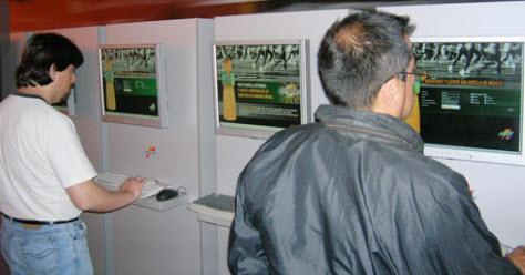 Pedido Alquiler de Monitores LCD