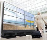 Pedido Alquiler de Video Wall de LCD FULL HD