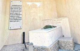 Pedido Mausoleo del ex Presidente Alfonsín