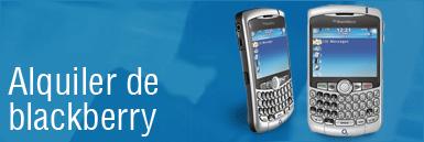 Pedido Alquiler de Blackberry