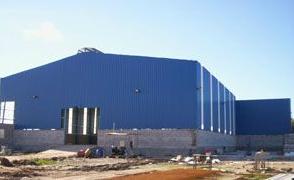 Pedido Planta de Tratamiento de Clasificación de Residuos 1500 m2