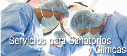 Pedido Control de Plagas y Fumigaciones en Clínicas y Sanatorios
