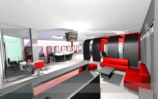 Pedido Proyectos 3D - Salón Alto Avellaneda