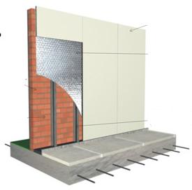 Pedido Aplicacion Membrana Aislante en Muro