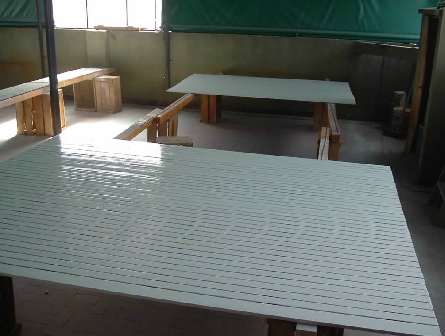 Order Building materials processing services