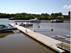 Marinas Flotantes de Hormigòn