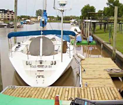Construccion Marinas Flotantes de Madera