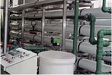 Pedido Diseño y Provisión de Equipos desmineralizadores de agua por Osmosis Inversa