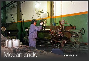 Pedido Mecanizado y Fabricación de Repuestos