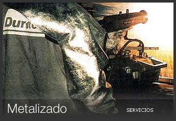 Pedido Metalizado
