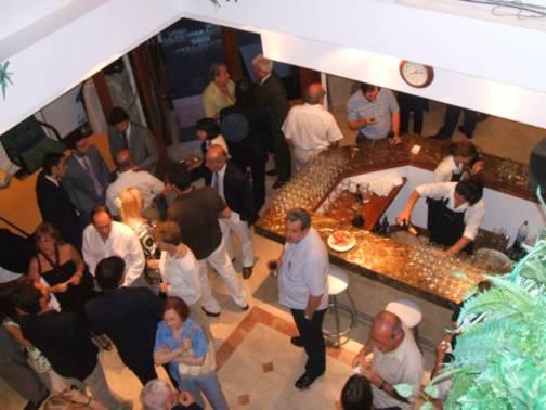 Pedido Eventos Empresariales e Institucionales