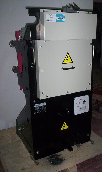 "Pedido Retrofit de M.T. con contactor Toshiba sobre carro EMA S.A. (UNIMET ""A"" ) - Alcalis Patagonia"