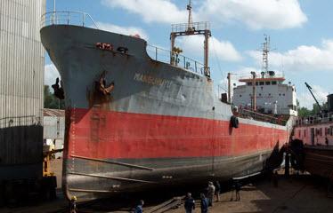 Pedido Reparaciones de Embarcaciones