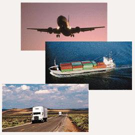 Pedido Transporte Internacional