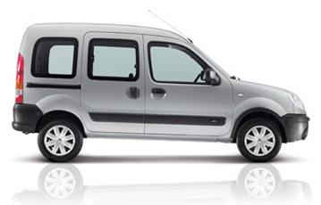 Pedido Renault Kangoo II