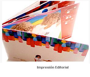Pedido Impresión Editorial