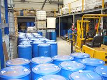Pedido Aditivos Químicos