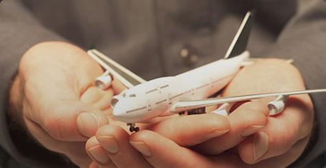 Pedido Administración de Aeronaves