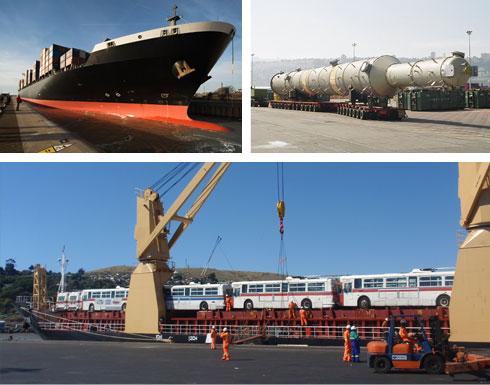 Pedido Servicio Marítimo