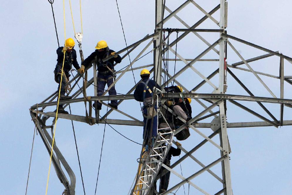 Pedido Electricidad Rural, Puestos de Transformacion, Tendido Electrico