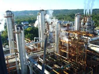 Pedido Integridad de Plantas Industriales