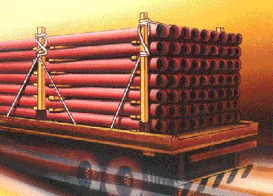 Pedido Transporte de Tubos Petrofibra