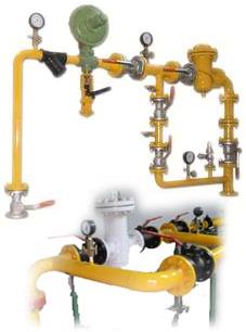 Pedido Estaciones Regulación de Gas