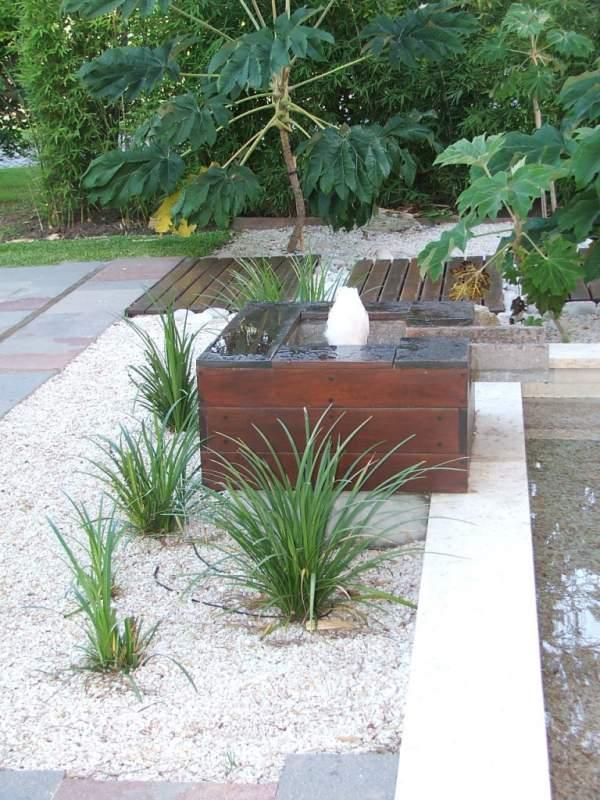 Pedido Diseño y Decoración de Jardines