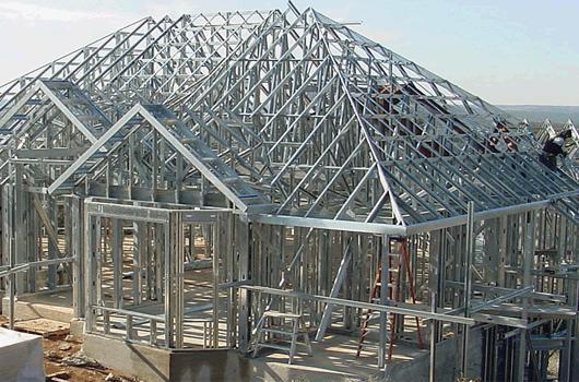 Pedido Construcción Steel Frame
