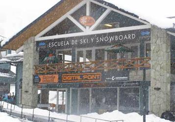 Pedido Eventos - Digital Point, Bariloche