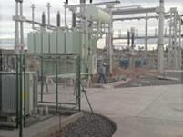 Proyectos Eléctricos - Obra Civil y Montaje de Estación Transformadora
