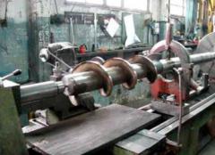 Tornería Pesada, Mecánica de Presisión y Revólver