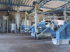 Plantas Modulares para Extracción de Aceite y Expeller de Soja.