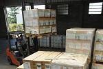 Logistica y Distribucion de Insumos