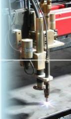 Procesos metalúrgicos: Corte Plegado Rolado Punzonado Pantografiado - Oxicorte y Corte por plasma