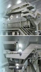 Construcciones metálicas Plantas de proceso en tierra y a bordo