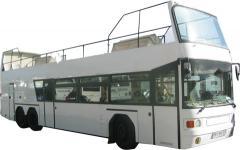 Excursiones en autobús