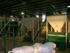Planta para la Fabricación de Alimentos