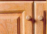 Terminaciones y tratamiento de madera
